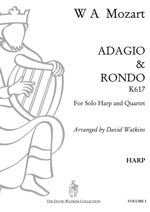 Cover: Adagio and Rondo