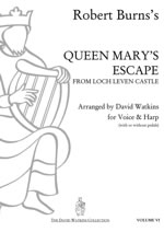 Cover: VOLUME 6 - 'QUEEN MARY'S ESCAPE from Loch Leven Castle'
