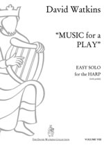 Cover: VOLUME 8 Music for a Play